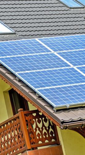 Kolektory słoneczne, rekuperacja i wentylacja